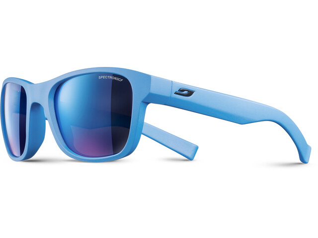 Julbo Junior 10-15Y Reach L Spectron 3CF Sunglasses Cyan Blue-Multilayer Blue